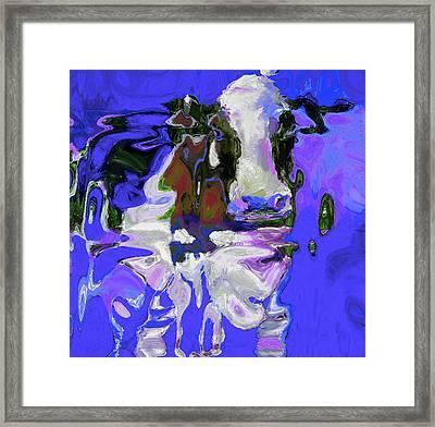 0359 By Nixo Framed Print