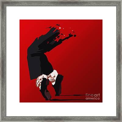 063. Forever Framed Print by Tam Hazlewood