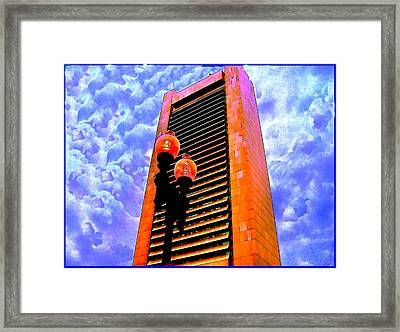 080b  Federal Reserve  Boston Framed Print by Ed Immar