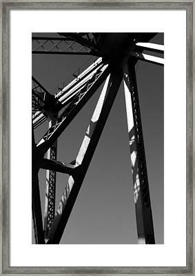 09001 Framed Print by Jeffrey Freund