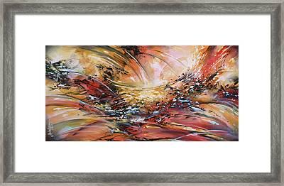 ' Blossom ' Framed Print