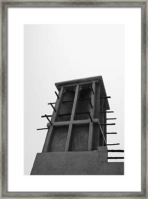 09002 Framed Print by Jeffrey Freund