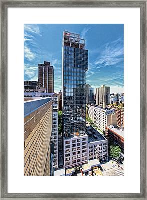 1355 1st Ave 5 Framed Print