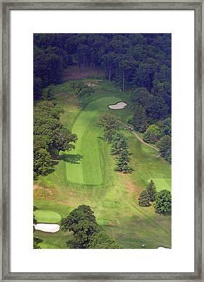 13th Hole Sunnybrook Golf Club Framed Print by Duncan Pearson