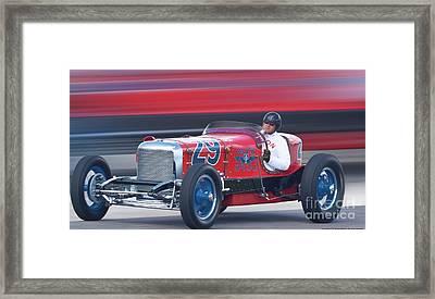 1933 Martz Special Framed Print