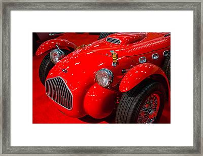 1953 Allard J2x Framed Print by Garry Gay