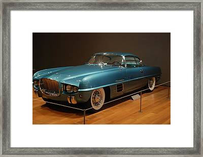 1954 Dodge Fire Arrow IIi Framed Print