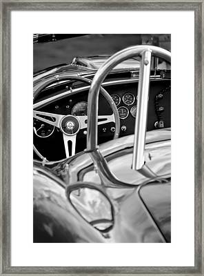 1966 Shelby 427 Cobra Framed Print
