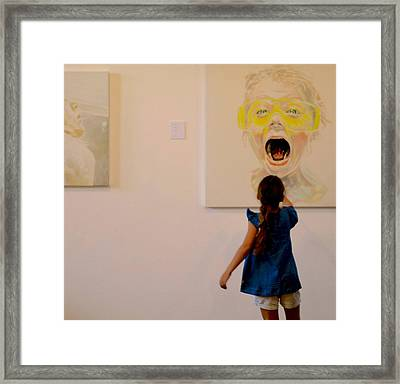 1st Avenue Gallery Framed Print