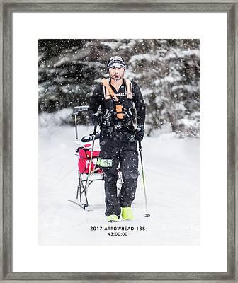 2627 Framed Print
