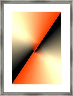 3006-2017 Framed Print by John Krakora