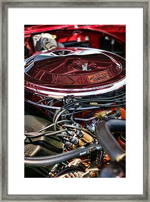 426 Hemi Framed Print by Gordon Dean II