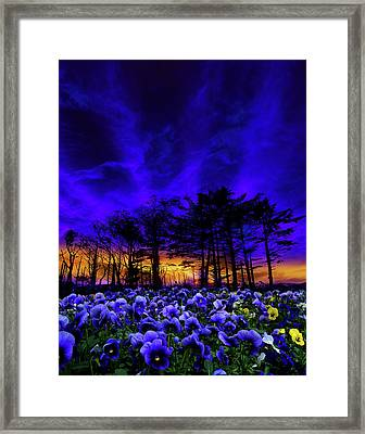 Framed Print featuring the photograph 4413 by Peter Holme III
