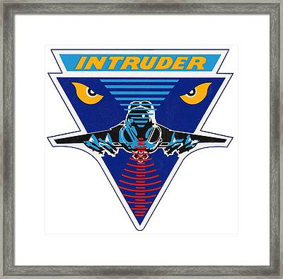 A-6 Intruder Framed Print