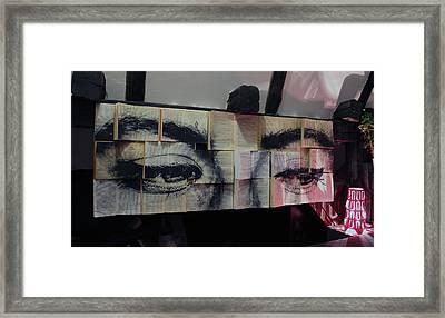 A. Framed Print by Katarzyna Puchala