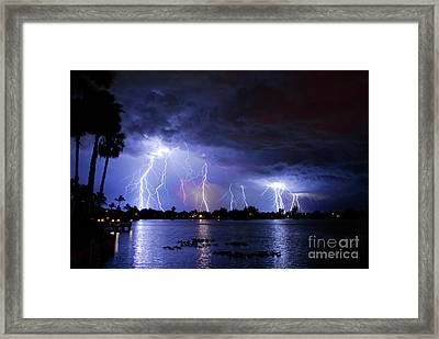 A Magical Night Framed Print