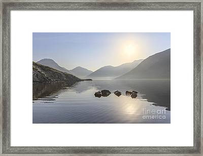 A Place Called Morning Framed Print