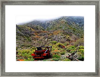 Abandoned  Framed Print by Craig Corwin