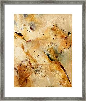 Abstract 130 Framed Print by Angelina Cornidez