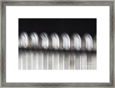 Abstract 17 Framed Print by Tony Cordoza