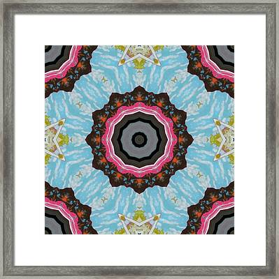 Abstract 2 Framed Print by Jeffrey Kolker
