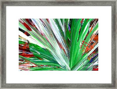 Abstract Explosion Series 92215 Framed Print