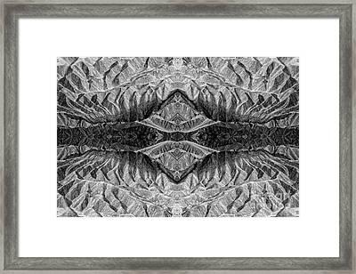 Abstract Landscapes Framed Print