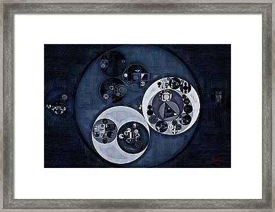 Abstract Painting - Madison Framed Print by Vitaliy Gladkiy