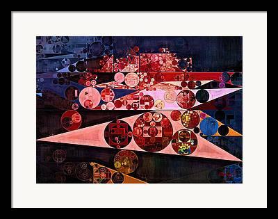 Onyx Framed Prints