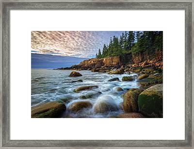 Acadia Framed Print by Rick Berk