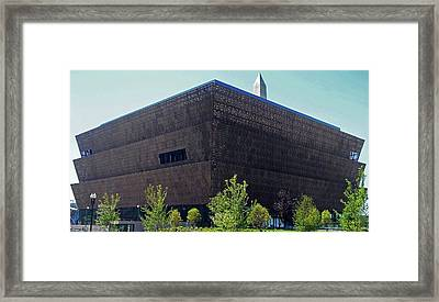 African American Museum 1 Framed Print