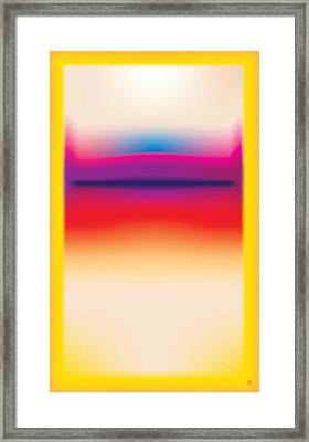 After Rothko 5 Framed Print by Gary Grayson