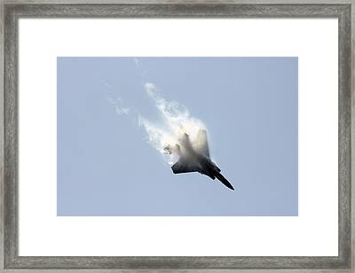 Air Show Framed Print by Michael Dillard