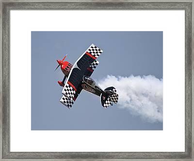 Airshow Framed Print