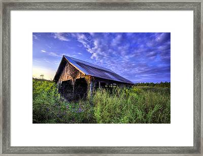 Alabama The Beautiful Framed Print by JC Findley