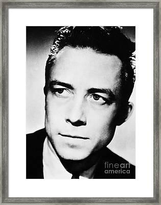 Albert Camus (1913-1960) Framed Print by Granger