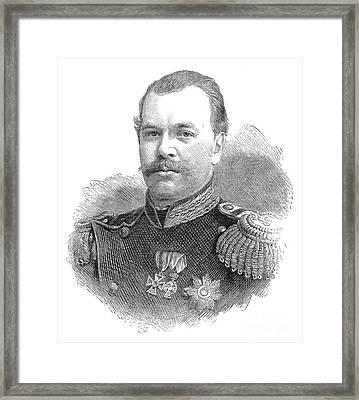 Alexander IIi (1845-1894) Framed Print