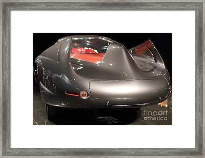 Alfa Romeo Bat 5 Framed Print by Wingsdomain Art and Photography