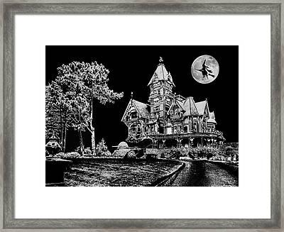 All Hallows Eve Framed Print