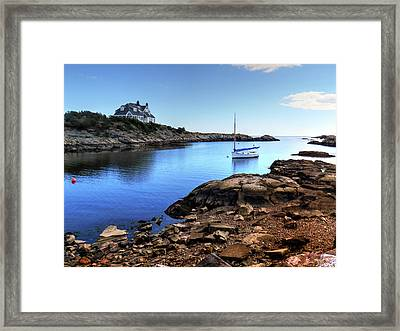 Almost Paradise Newport Ri Framed Print by Tom Prendergast
