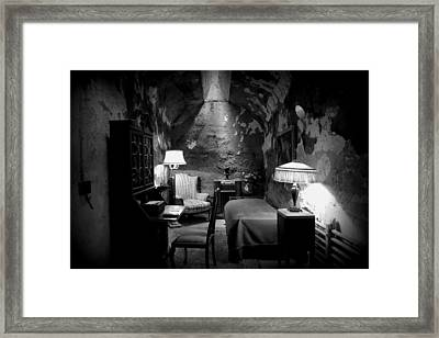 Al's Place Framed Print by Richard Reeve