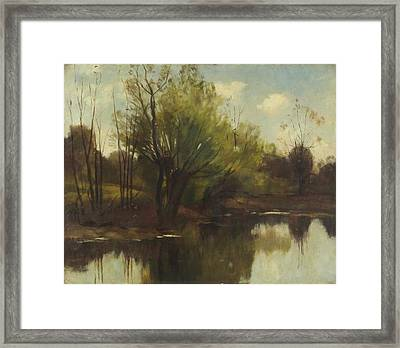 American  Framed Print by John Appleton
