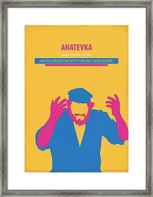 Anatevka Framed Print