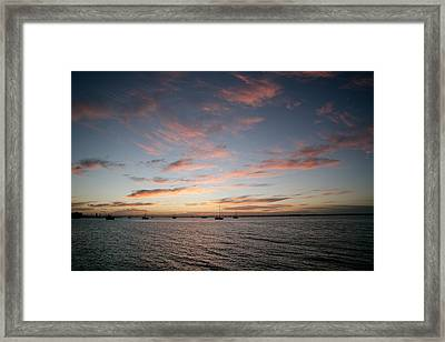 Anchorage  Framed Print by Richard Steinberger