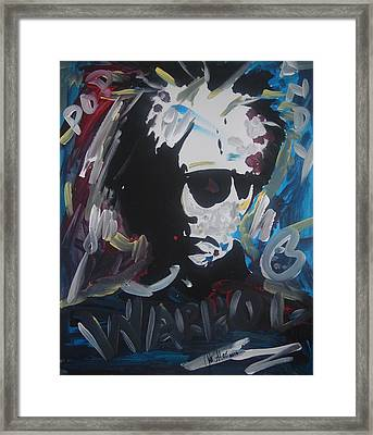Andy Andy Framed Print