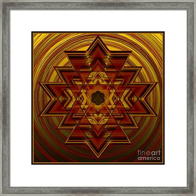 Animus 2012 Framed Print