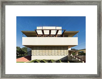 Annie Pfeiffer Chapel  Framed Print
