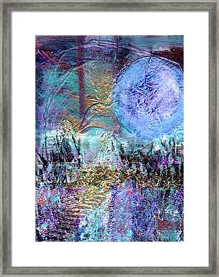 Another World Framed Print