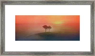 After The Rain Framed Print by Az Jackson