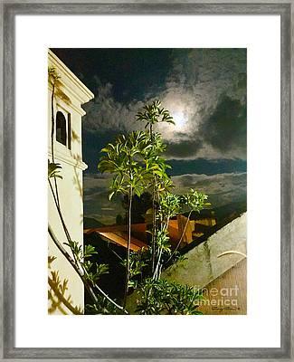 Antigua Guatemala  Framed Print